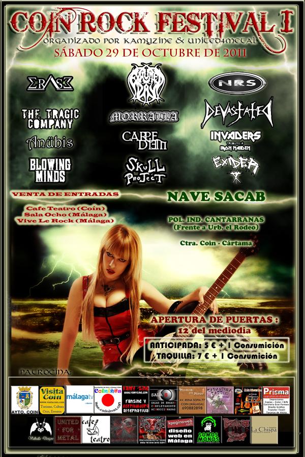 coin rock festival