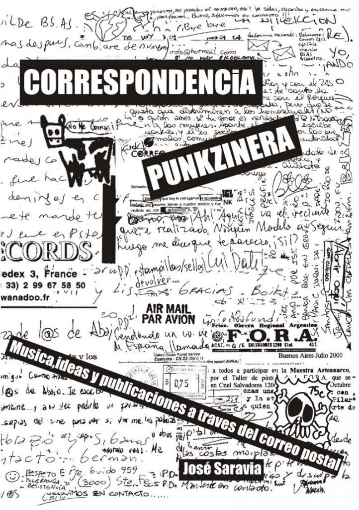 correspondencia punkzinera